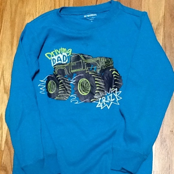 166825d6e Wonderkids Shirts & Tops | Boys 5t Thermal Like Long Sleeve Tee Euc ...